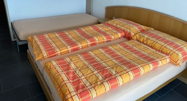 3-Bett Zimmer mit Etagen-WC und Bad